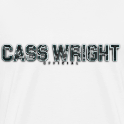cass wright camo urban official - Men's Premium T-Shirt