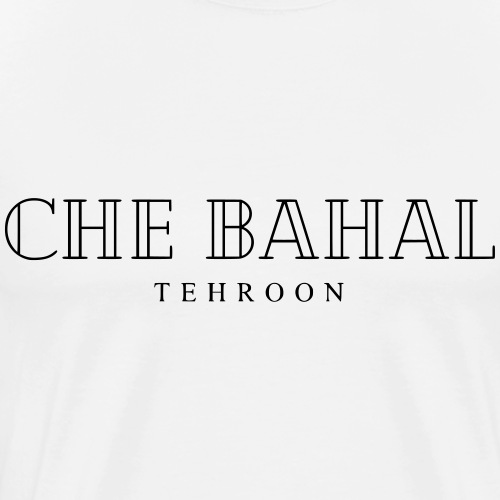 CHE BAHAL - Männer Premium T-Shirt
