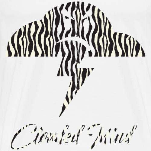 CM1-ZEBRE - T-shirt Premium Homme