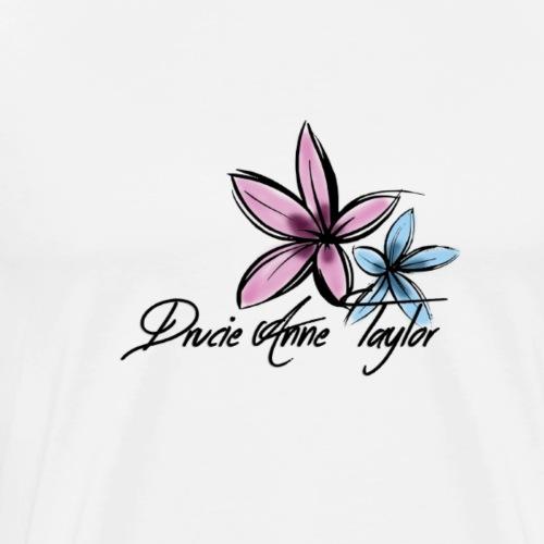 Logo Drucie Anne Taylor - Männer Premium T-Shirt