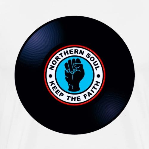Vinyl faith - T-shirt Premium Homme
