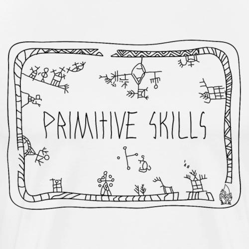 Primitive Skills - Männer Premium T-Shirt