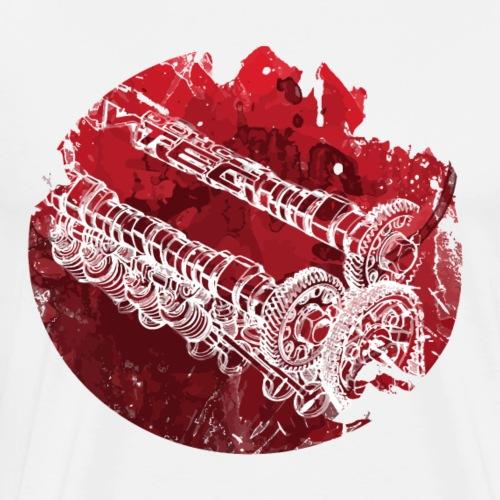 Bloody Vtec - Maglietta Premium da uomo