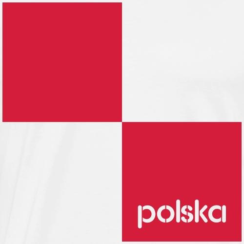 POLAND - Männer Premium T-Shirt