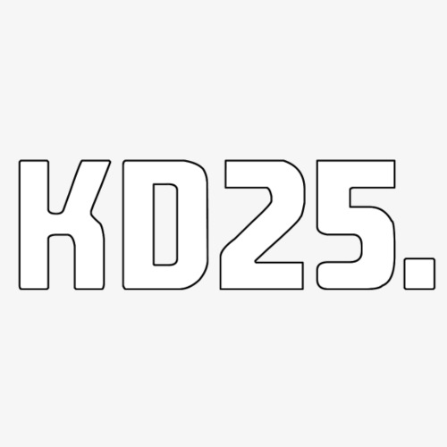 KD25. - Mannen Premium T-shirt