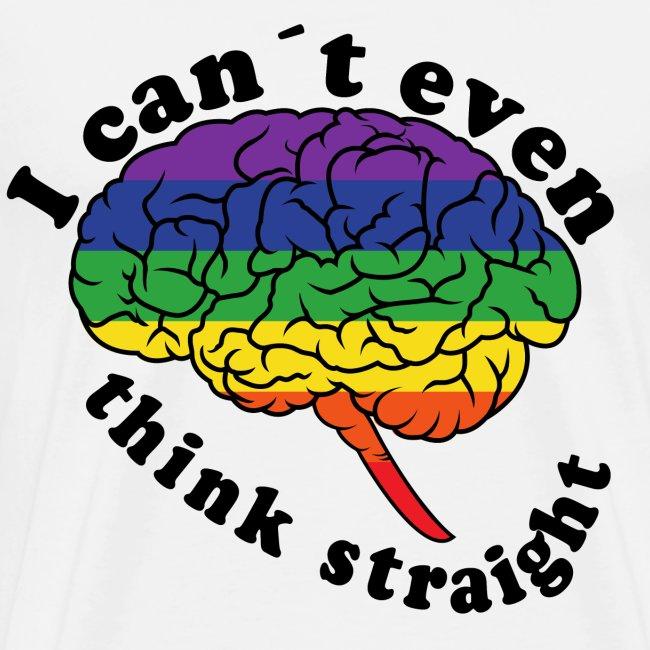 Ich kann nicht einmal klar denken | LGBT