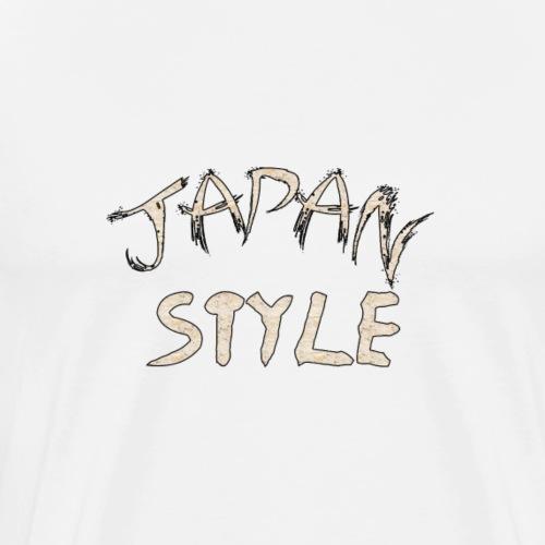 Japan Style - T-shirt Premium Homme