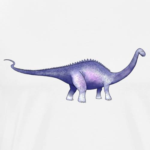 Dippy the Diplodocus - Men's Premium T-Shirt
