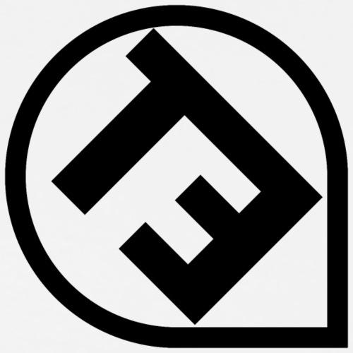 "TireEdits ""TieDye"" Old School Logo"