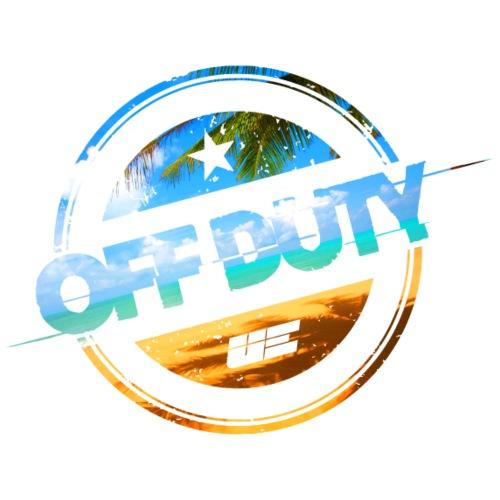 Off Duty - Beach Edition - Männer Premium T-Shirt
