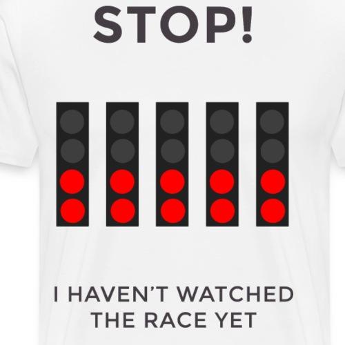 F1 TRAFFIC LIGHT - Men's Premium T-Shirt