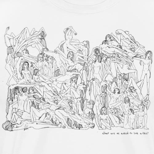 Mediareality. - Men's Premium T-Shirt
