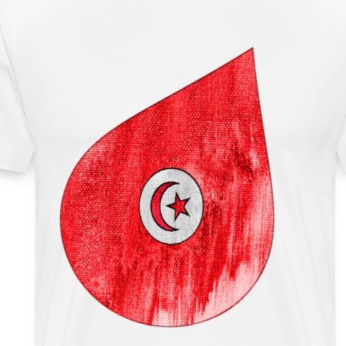 Tunisie - T-shirt Premium Homme