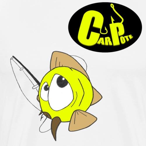Carpote Edition FishSmiley - T-shirt Premium Homme