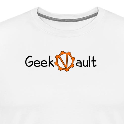 Geek Vault Tee - Men's Premium T-Shirt