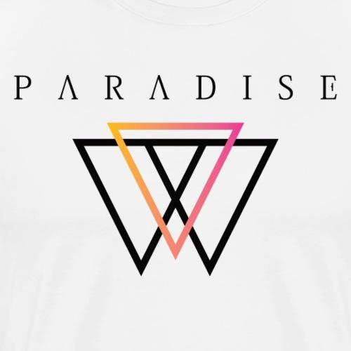 PARADISE VANUA Tee Shirts - Men's Premium T-Shirt