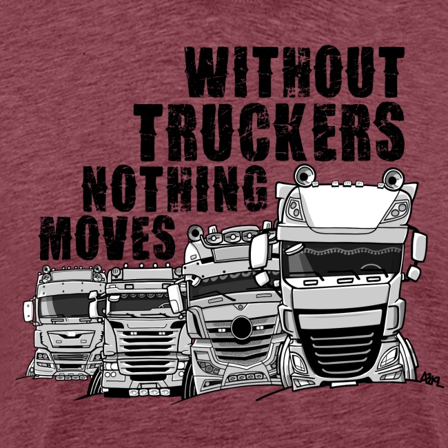 0911 without truckers nothing moves