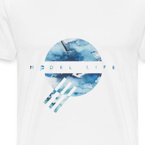 Model Life 'Sugar' Logo Tee - Men's Premium T-Shirt