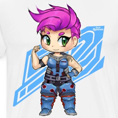 Zarya - T-shirt Premium Homme