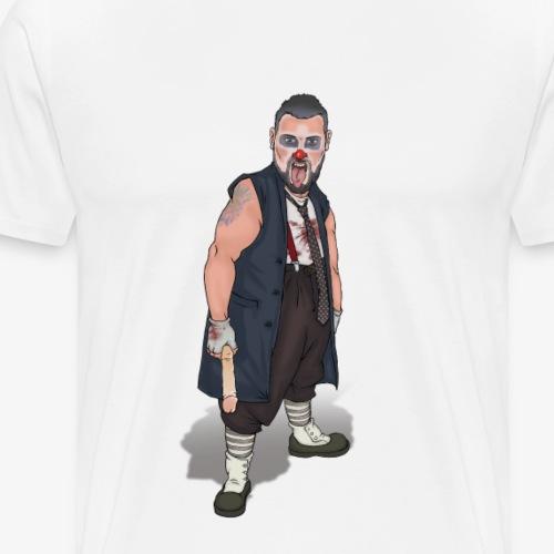 Hells Circus - Cock Magic - Men's Premium T-Shirt