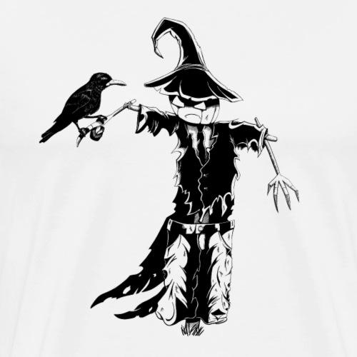 Espantapájaros - Camiseta premium hombre