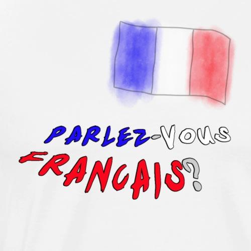Parlez-vous francais? - Männer Premium T-Shirt