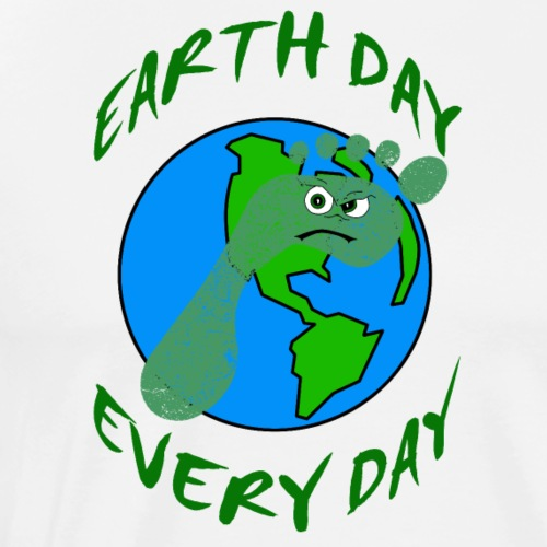 Earth Day Every Day - Männer Premium T-Shirt
