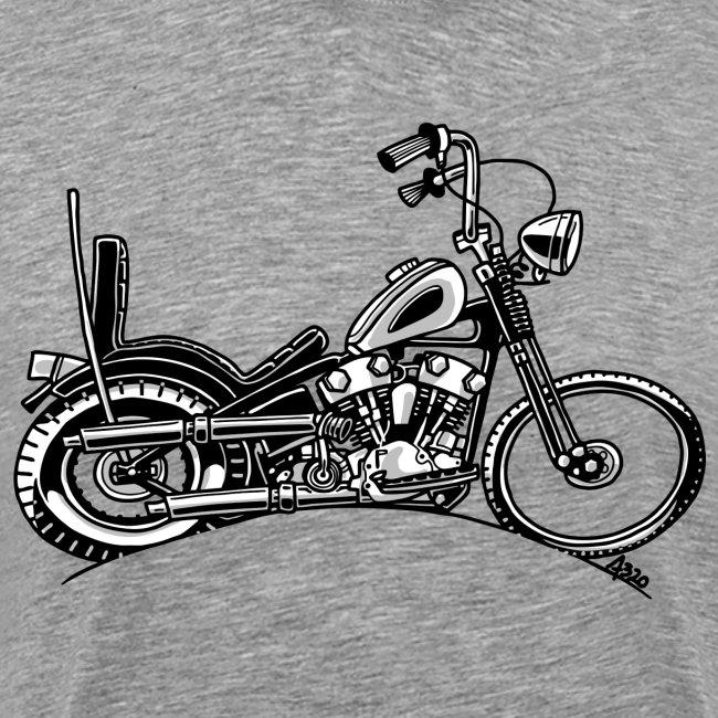 0906 chopper knucklehead