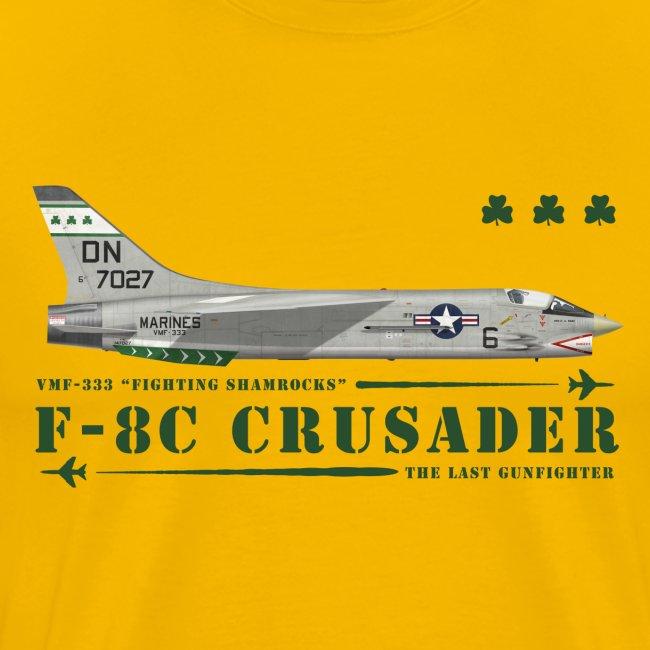 F-8C Crusader VMF-333