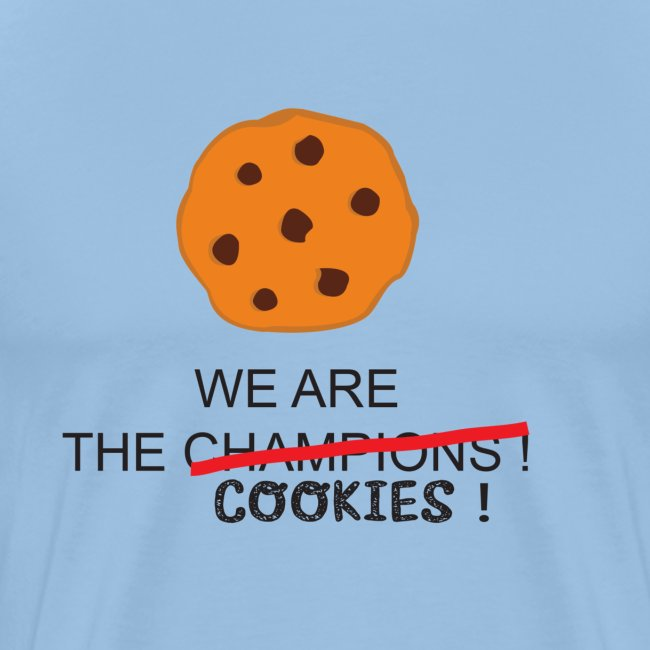 WE ARE THE COOKIES