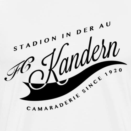 Camaraderie - Männer Premium T-Shirt