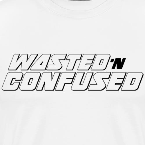 OFFICIAL WNC MERCHANDISE (wit) - Mannen Premium T-shirt