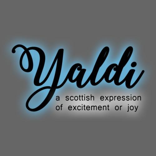 Scottish Banter - Yaldi - Men's Premium T-Shirt