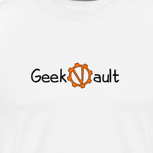 Geek Vault Tee - Men's Premium T-Shirt