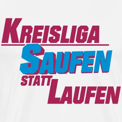 kreisliga_saufi - Männer Premium T-Shirt