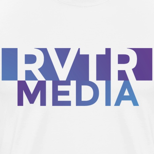 RVTR media NEW Design - Männer Premium T-Shirt