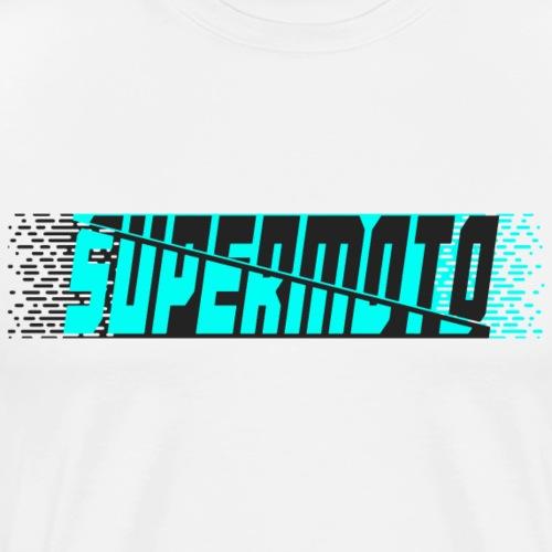 supermotofade - Men's Premium T-Shirt
