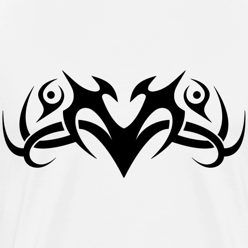 Motif Tribal 8 - T-shirt Premium Homme