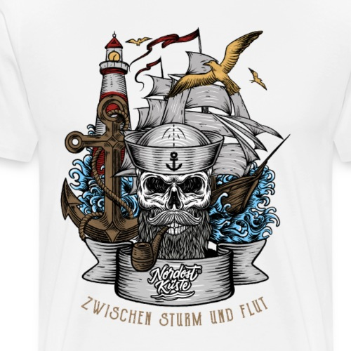 The Dead Sailor 2 - Männer Premium T-Shirt