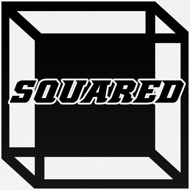 Squared Apparel Black Logo
