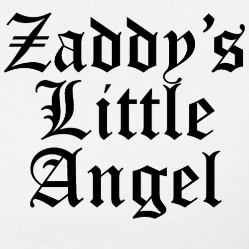 Zaddy's Little Angel - Men's Premium T-Shirt