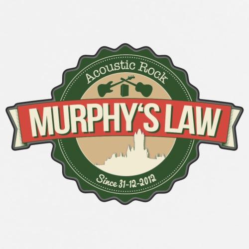 Murphys_Law_Logo_Shirt - Männer Premium T-Shirt
