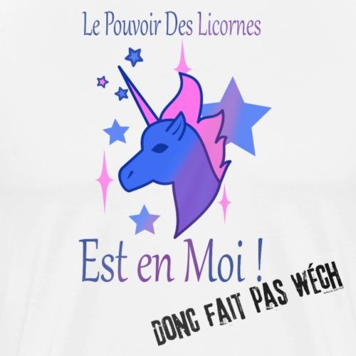"""Le Pouvoir Des Licornes ( Collection """" aLlan """" )"""