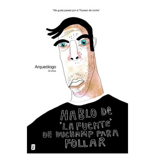 ARQUEÓLOGO - Camiseta premium hombre