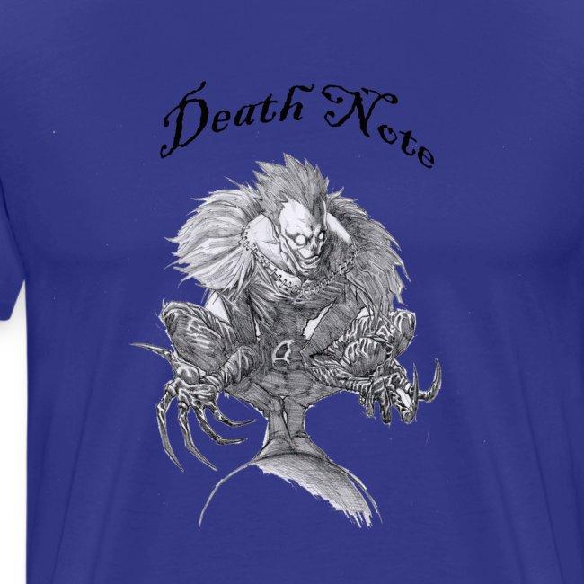 death note t-shirt