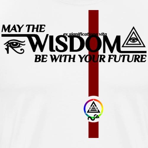 Virtus Sapientiae - Männer Premium T-Shirt