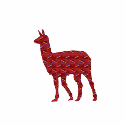 Llama - T-shirt Premium Homme