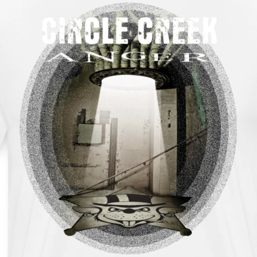 Circle Creek Anger - Männer Premium T-Shirt