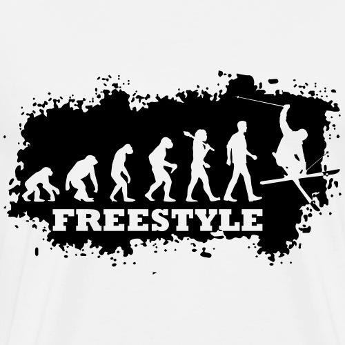 Freestyle |SPECIAL DESIGN - Männer Premium T-Shirt
