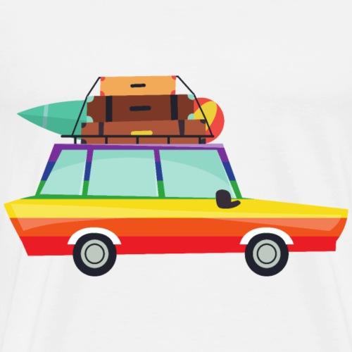 Gay Van | LGBT | Pride - Männer Premium T-Shirt